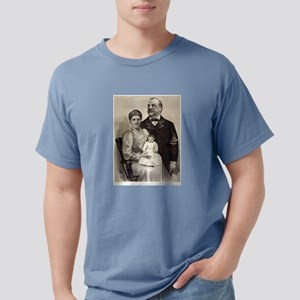The Cleveland family - 1893 Mens Comfort Colors Sh