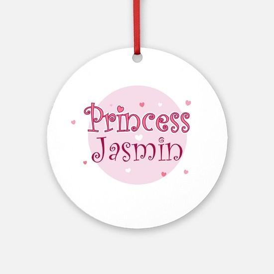 Jasmin Ornament (Round)