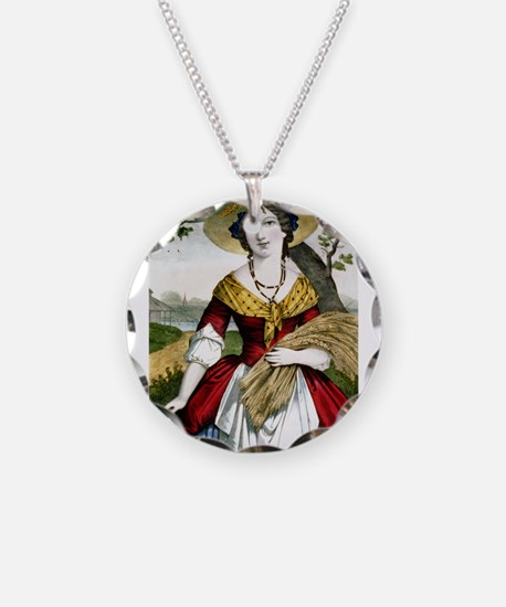 The farmers daughter - 1900 Necklace