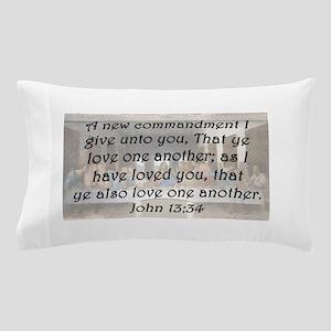 John 13:34 Pillow Case