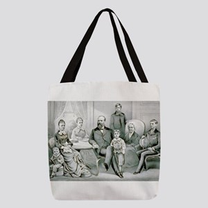 The Garfield family - 1882 Polyester Tote Bag