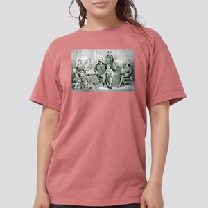 The Garfield family - 1882 Womens Comfort Colors S