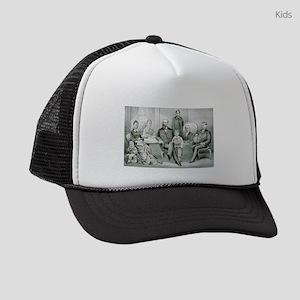 The Garfield family - 1882 Kids Trucker hat