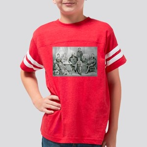 The Garfield family - 1882 Youth Football Shirt