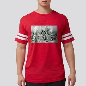 The Garfield family - 1882 Mens Football Shirt