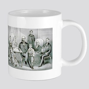 The Garfield family - 1882 20 oz Ceramic Mega Mug