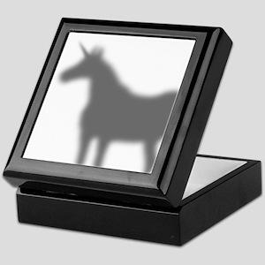 Unicorn Shadow Keepsake Box