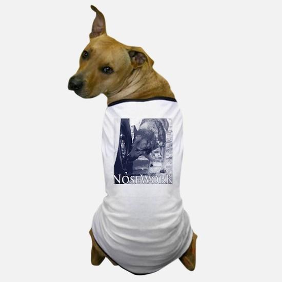German Shepard Dog Nose Work K9 Dog T-Shirt