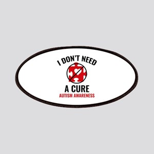 I Don't Need A Cure Patches