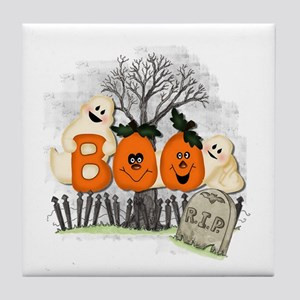 BOO Tile Coaster