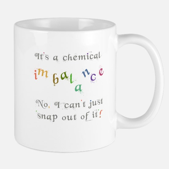 Chemical imbalance - cant snap out of it! Small Mu