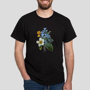 Redoute Bouquet Dark T-Shirt