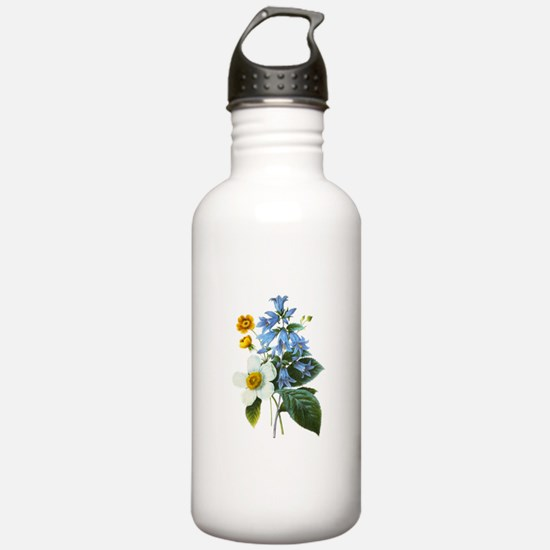Redoute Bouquet Water Bottle