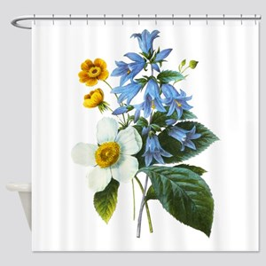 Redoute Bouquet Shower Curtain