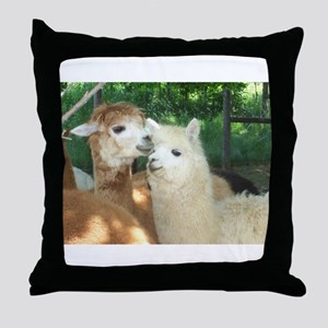 Secrets? Throw Pillow