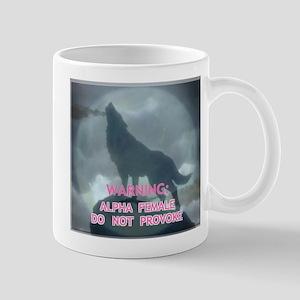 alpha werewolf Mug