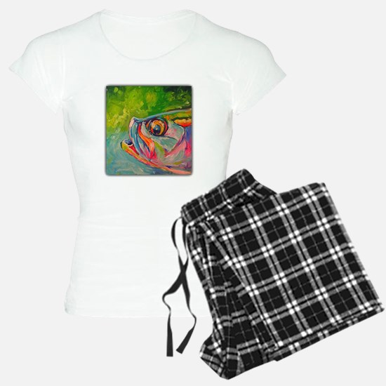 Mid Afternoon Tarpon Pajamas