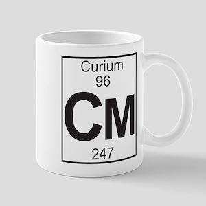 Element 96 - Cm (curium) - Full Mug
