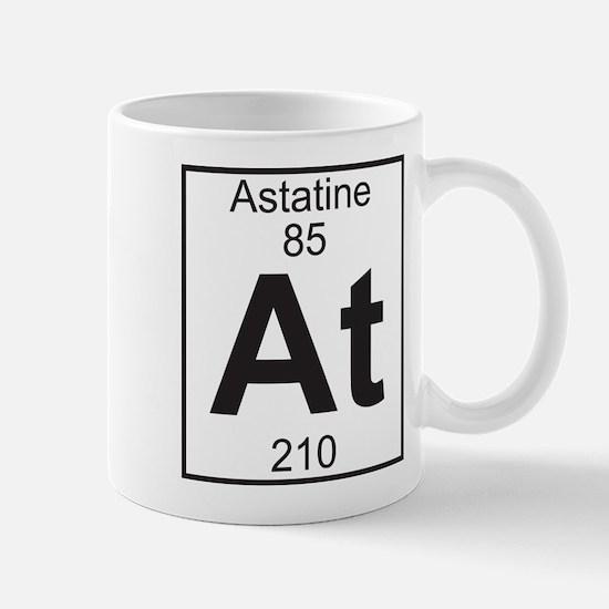 Element 85 - At (astatine) - Full Mug