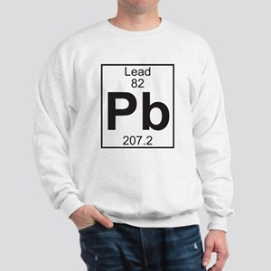 Element 82 - Pb (lead) - Full Sweatshirt