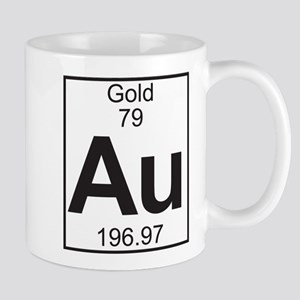 Element 79 - Au (gold) - Full Mug