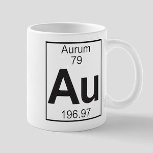 Element 79 - Au (aurum) - Full Mug