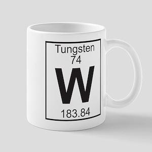 Element 74 - W (tungsten) - Full Mug