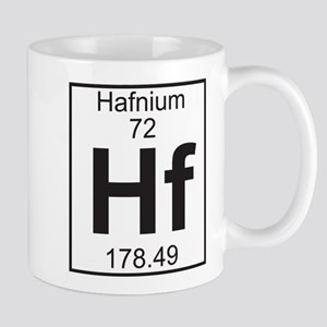 Element 72 - Hf (hafnium) - Full Mug