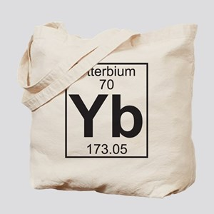 Element 70 - Yb (ytterbium) - Full Tote Bag