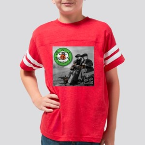 DURTY NELLYS SHIRT DESIGN Youth Football Shirt
