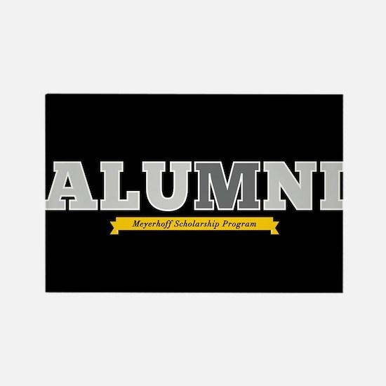 Meyerhoff Alumni Horizontal Rectangle Magnet