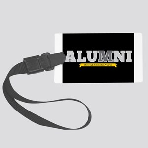 Meyerhoff Alumni Horizontal Luggage Tag