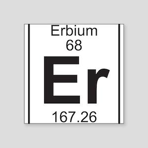 Element 68 - Er (erbium) - Full Sticker