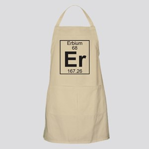Element 68 - Er (erbium) - Full Apron