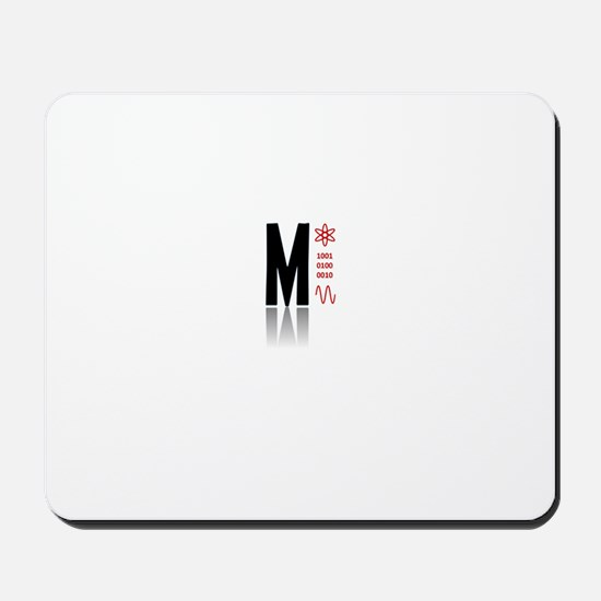 Big M Mousepad