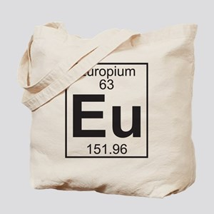 Element 63 - Eu (europium) - Full Tote Bag
