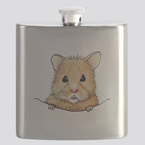 Pocket Hamster Flask