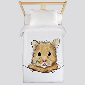 Pocket Hamster Twin Duvet