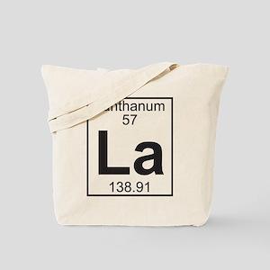 Element 057 - La (lanthanum) - Full Tote Bag