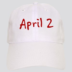 April 2 Cap