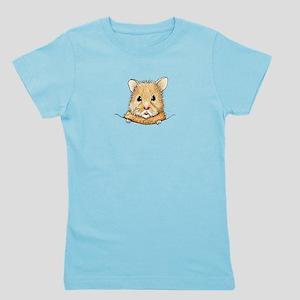 Pocket Hamster Girl's Tee