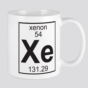 Element 054 - Xe (xenon) - Full Mug