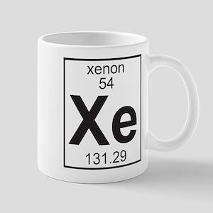 Periodic table xenon hobbies gifts cafepress element 054 xe xenon full mug urtaz Image collections