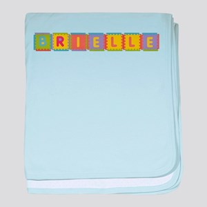 Brielle Foam Squares baby blanket