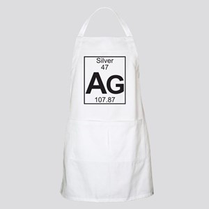 Element 47 - Ag (silver) - Full Apron