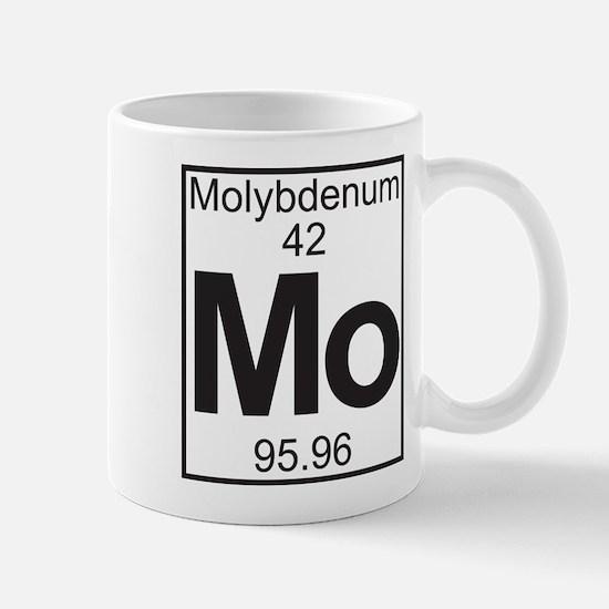 Element 42 - (molybdenum) - Full Mug