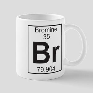 Element 35 - Br (bromine) - Full Mug
