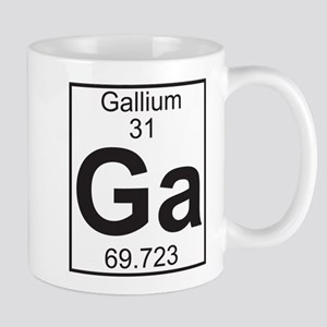 Element 31 - Ga (gallium) - Full Mug