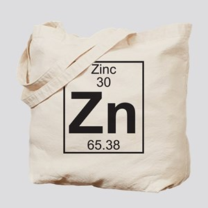 Element 30 - Zn (zinc) - Full Tote Bag