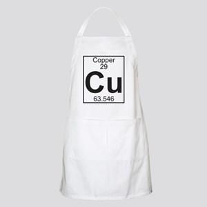 Element 29 - Cu (copper) - Full Apron